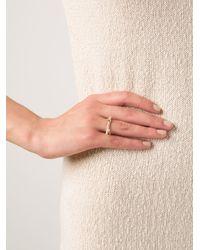 Kelly Wearstler   Metallic 'mina' Ring   Lyst
