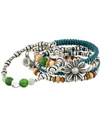 ALEX AND ANI | Multicolor Prosperity Set Of 5 | Lyst