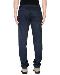Myths - Blue Casual Trouser for Men - Lyst