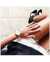 Jenny Bird | Metallic Oracle Ring - Size 7 | Lyst
