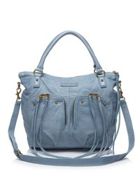 Liebeskind - Blue Satchel - Greta D Pocket - Lyst