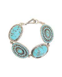 Lucky Brand | Metallic Island Life Bracelet Jlru8379 | Lyst