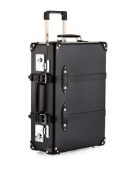 "Globe-Trotter - Black 21"" Trolley Case for Men - Lyst"