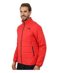 The North Face Red Bombay Jacket for men