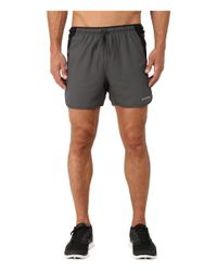 Patagonia | Gray Slim Fit Baggies Lights Ripstop Shorts for Men | Lyst