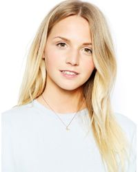 Dogeared - Metallic Begin Gold Plated Birdy Make A Wish Necklace - Lyst