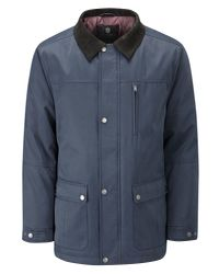 Skopes | Blue Bridgeford Coat for Men | Lyst