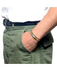 Lulu Frost - Natural George Frost G. Frost George Cuff - Brass for Men - Lyst