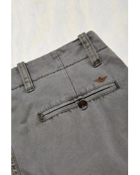 Dockers | Gray Alpha Washed Khaki Slim Pant for Men | Lyst