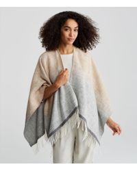 Eileen Fisher - Multicolor Textured Alpaca Ombre Serape - Lyst