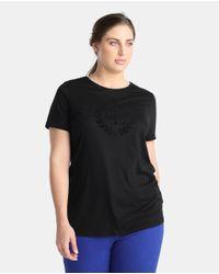 Denim & Supply Ralph Lauren - Plus Size Black Short Sleeve T-shirt - Lyst