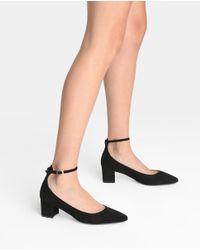 Gloria Ortiz - Black Zapatos De Salón De Mujer De Piel En Color Negro - Lyst