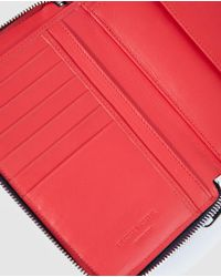 Gloria Ortiz - Navy Blue Wallet With Pocket For Mobile Phone - Lyst
