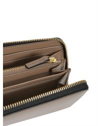 HUGO - Natural Scilla Calflesther Continental Wallet - Lyst
