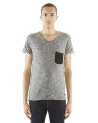 ELEVEN PARIS | Gray Babico T-shirt for Men | Lyst