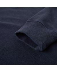 Polo Ralph Lauren - Blue Classic Rugby Shirt for Men - Lyst