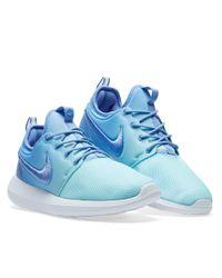 Nike   Blue W Roshe Two Br   Lyst