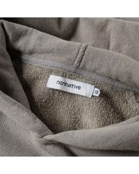Nonnative | Gray Coach Hoody for Men | Lyst