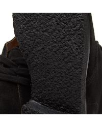 GRENSON - Black Oscar Chukka Boot - Lyst