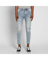 Ksubi - Blue Chitch Chop Jean for Men - Lyst