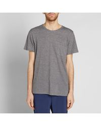 Onia - Gray Chad Pocket Tee for Men - Lyst