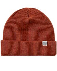 abdab4edc Norse Projects Beanie in Orange for Men - Lyst