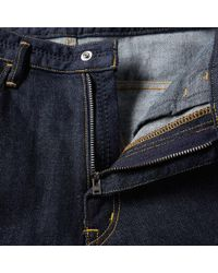 Nonnative - Blue Dweller 13oz Slim Jean for Men - Lyst