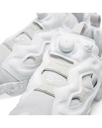 Reebok - White Instapump Fury Achm for Men - Lyst
