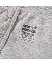 Adidas Originals - Gray Adidas X Nbhd Riders Track Short for Men - Lyst