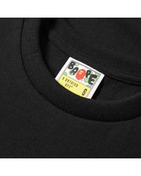 A Bathing Ape - Black Nw24th Ape Head Tee for Men - Lyst