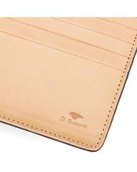 Il Bussetto - Brown Bi-fold Wallet for Men - Lyst