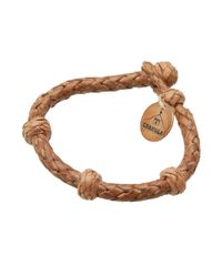 Chamula - Brown Round Bracelet for Men - Lyst