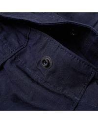 Beams Plus - Blue Six Pocket Military Pants for Men - Lyst
