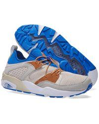 PUMA - Blue X Sneakers '76 Blaze Of Glory for Men - Lyst