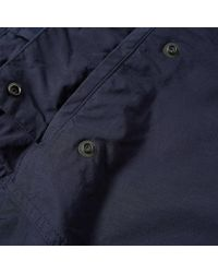 Beams Plus - Blue Six Pocket Military Pant for Men - Lyst