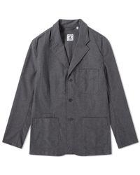 Arpenteur - Gray Villefranche Wool Jacket for Men - Lyst
