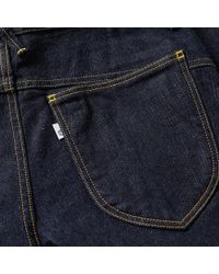 Nonnative | Blue Dweller 13oz Slim Jean for Men | Lyst