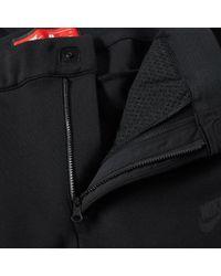 Nike - Black Tech Fleece Pant - Lyst