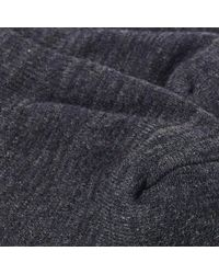 Anonymous Ism - Black Boucle Mix Socks for Men - Lyst