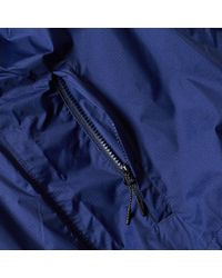 Penfield | Blue Travel Shell Jacket for Men | Lyst