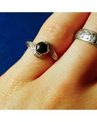 Erica Weiner - Multicolor Edwardian Bloodstone Ring - Lyst