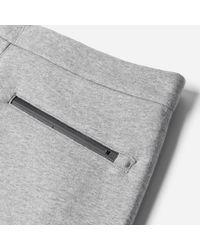 Everlane - Gray The Street Fleece Pant for Men - Lyst