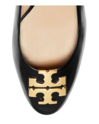 Tory Burch | Black Raleigh Pump | Lyst