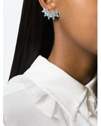 Stephen Webster - Blue 'superstone' Ear Cuffs - Lyst
