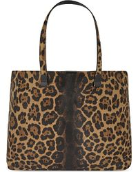 Victoria Beckham | Multicolor Simple Leather Shopper | Lyst