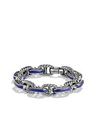 David Yurman | Metallic Maritime Anchor Link Bracelet for Men | Lyst