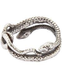 Suzannah Wainhouse Jewelry - Metallic Snake Ring - Lyst