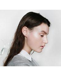 V Jewellery | Metallic Marnie Ear Jackets | Lyst