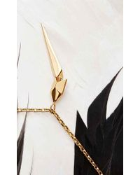 Maiyet | Metallic Poison Dart Necklace Without Inlay | Lyst
