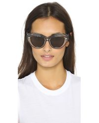 Ksubi - Multicolor Lyonesse Sunglasses - Black/Smoke Mono - Lyst
